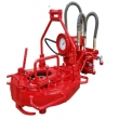 Model YQ115-9Y Hydraulic Power Tong